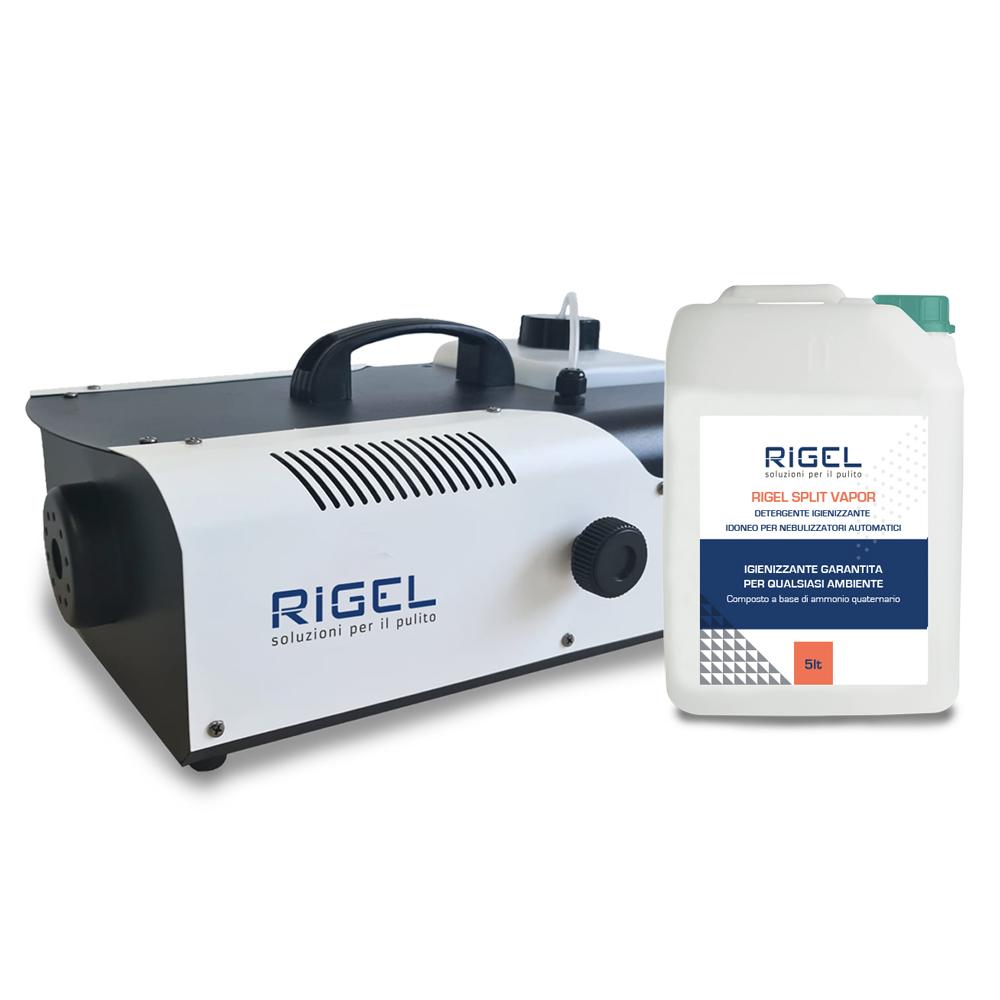 Rigel Split Vapo - Per Nebulizzatori automatici