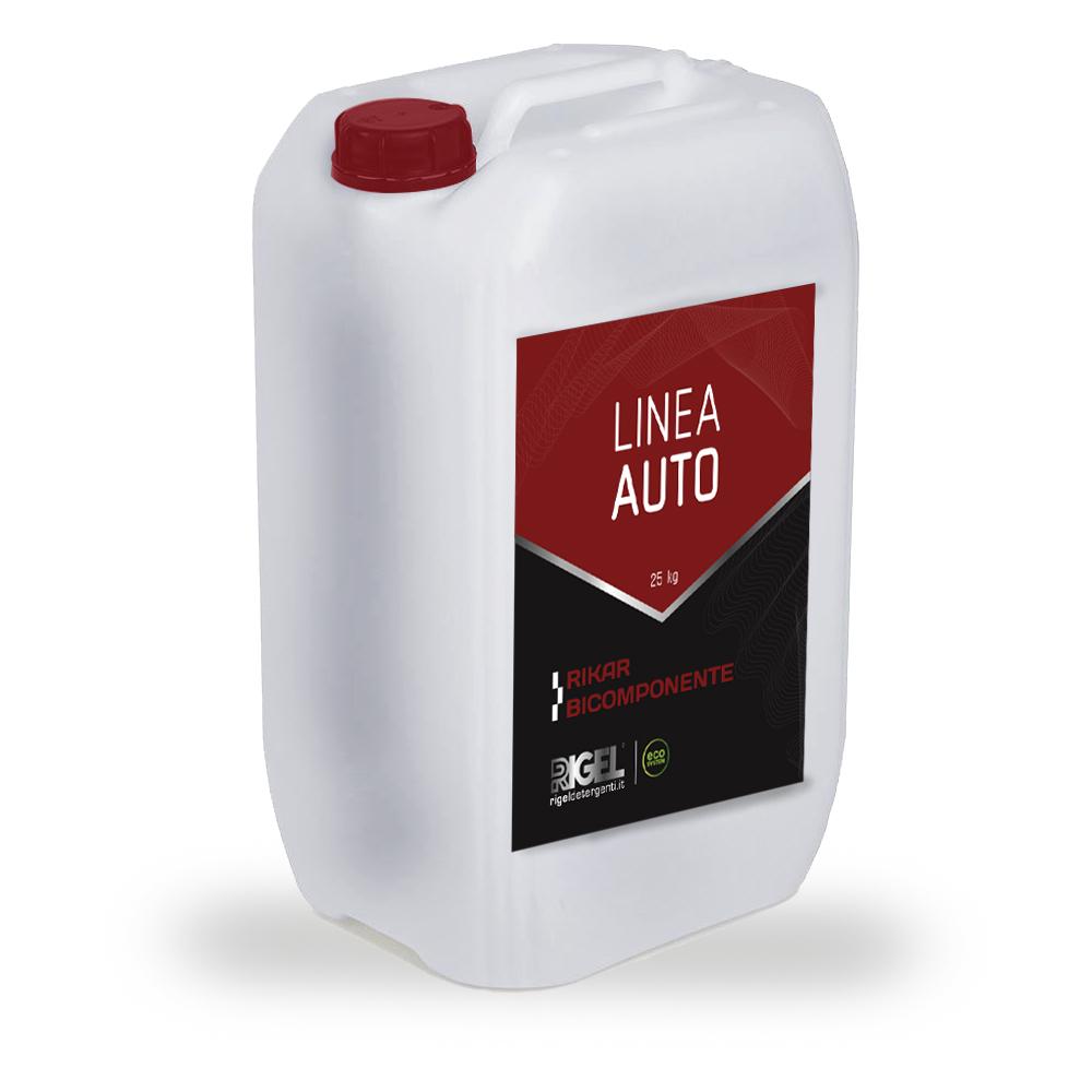 BICOMPONENTE 5/10/25 LITRI - Detergente sgrassante bifasico alcalino inodore