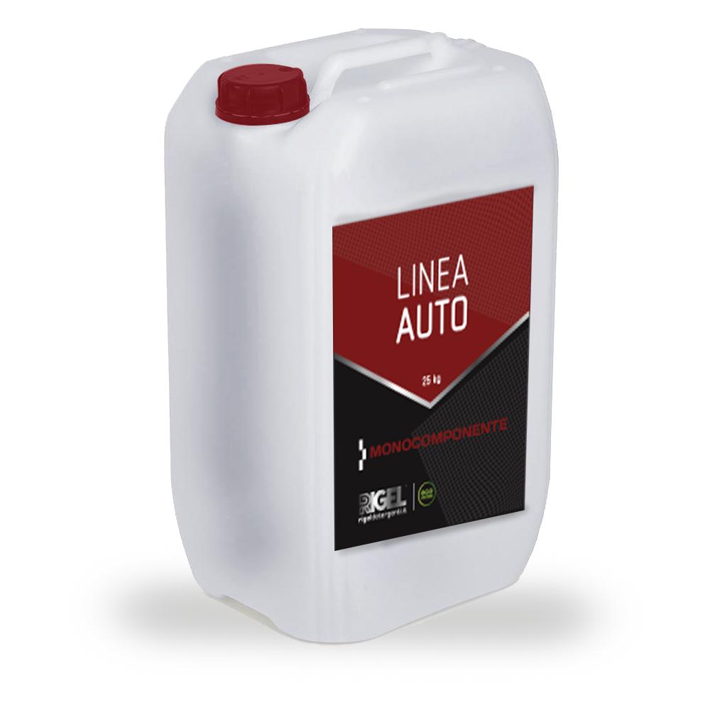MONOCOMPONENTE 5/10/25 LT - Detergente alcalino sgrassante altamente concentrato per la pulizia di superfici dure