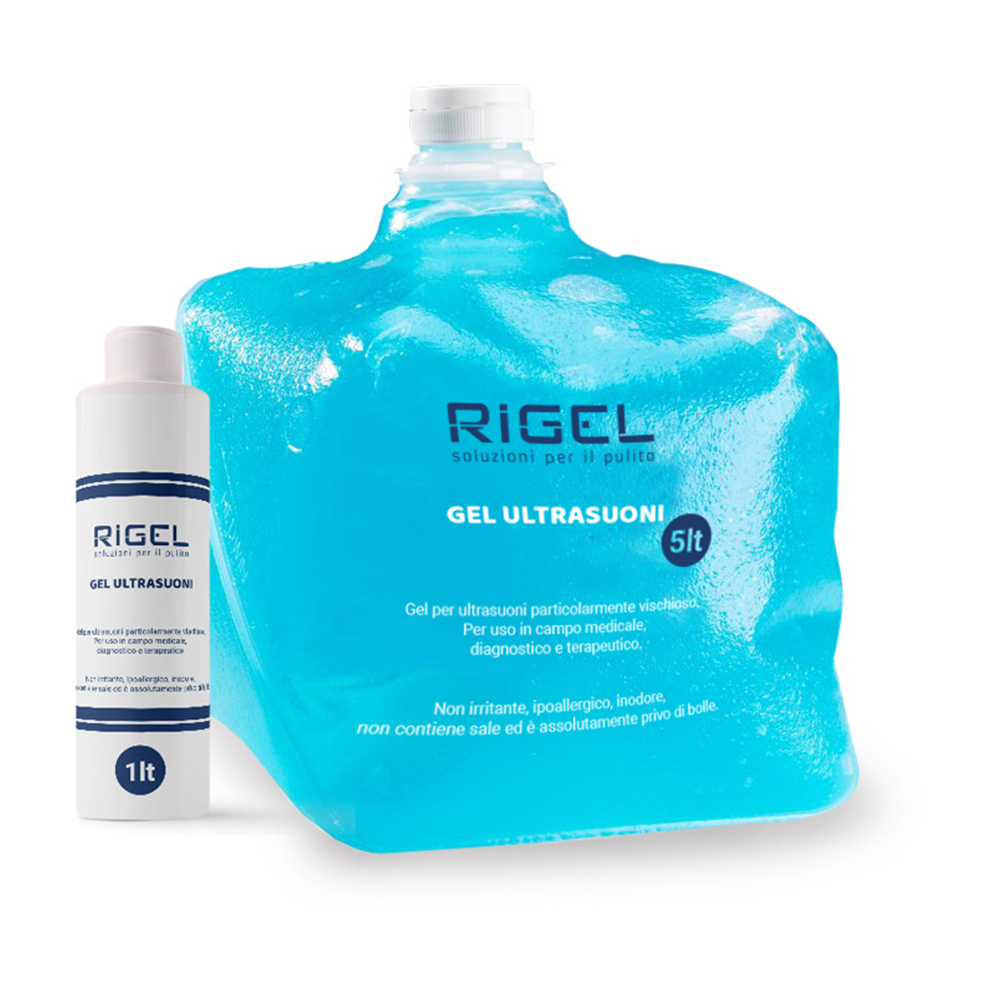 GEL ULTRASUONI